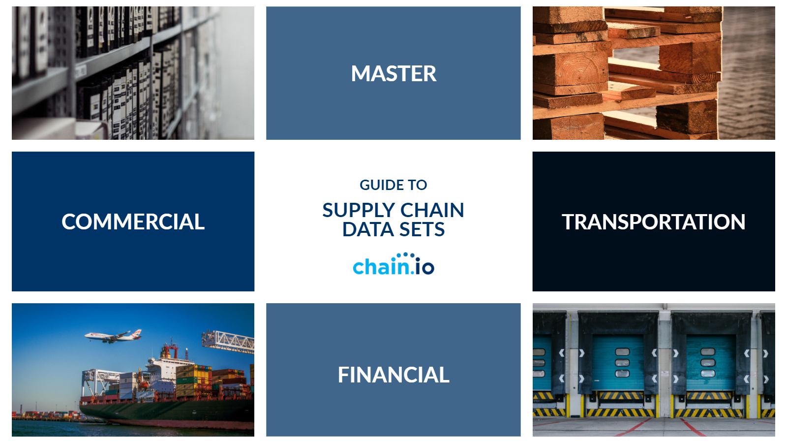 Supply Chain Data Sets Cover